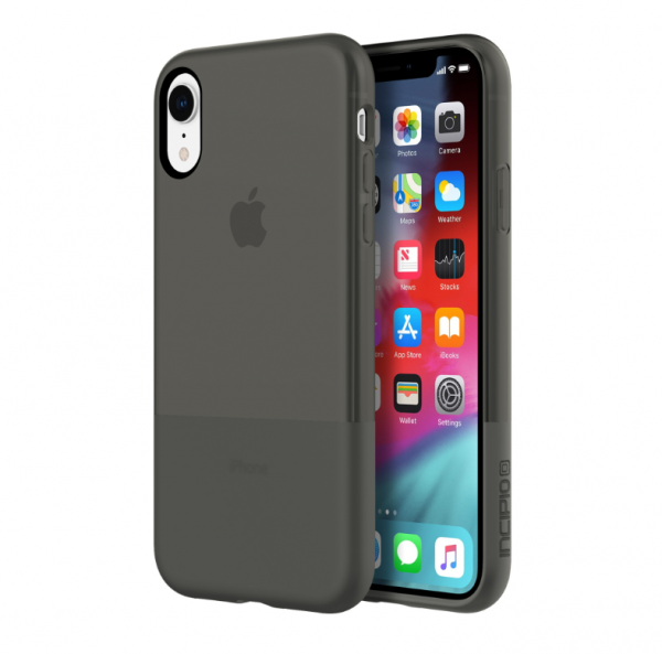 Apple iPhone XR Hülle - Incipio NGP Flexible Case - schwarz