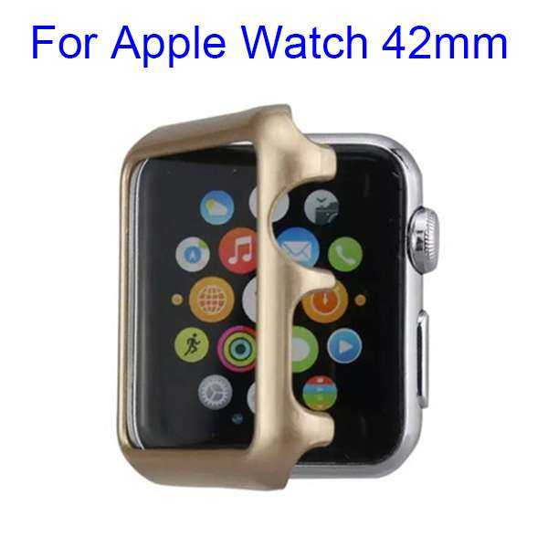 Apple Watch 42mm Hülle - HardCase - creme - yourmobile.ch 1