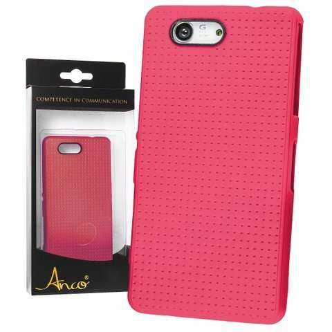 Sony Xperia Z3 Compact Hülle - Anco - Neo Case - pink - yourmobile.ch - 22721