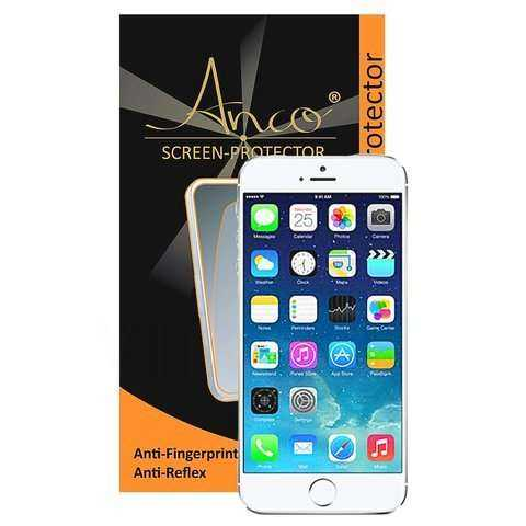Anco - Displayschutzfolie - Anti-Fingerprint - Apple iPhone 6 Plus Folie - yourmobile.ch - 21555