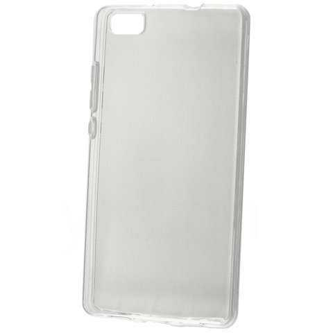 Huawei Ascend P8 Lite Hülle - SoftCase - Silikon - transparent - yourmobile.ch - 25839