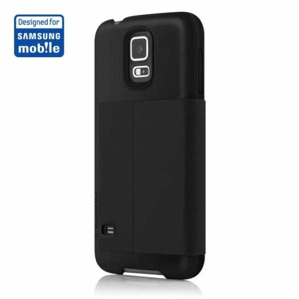 Samsung Galaxy S5 - Incipio - Highland Case - schwarz