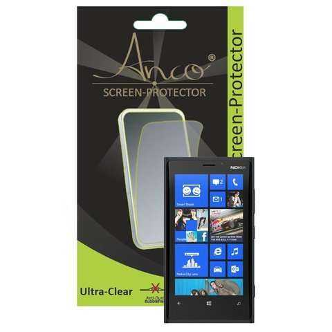 Nokia Lumia 920 - Displayschutzfolie ultra-clear von Anco - yourmbile.ch -16924