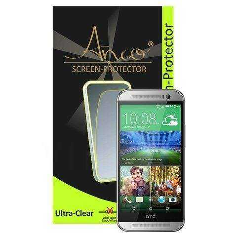 Anco Displayschutzfolie - ultra-clear - HTC One (M8) - yourmobile.ch - 19862