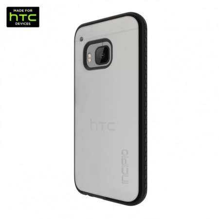 HTC One M9 Hülle - Incipio - Octane Case - frost / schwarz - yourmobile.ch 1