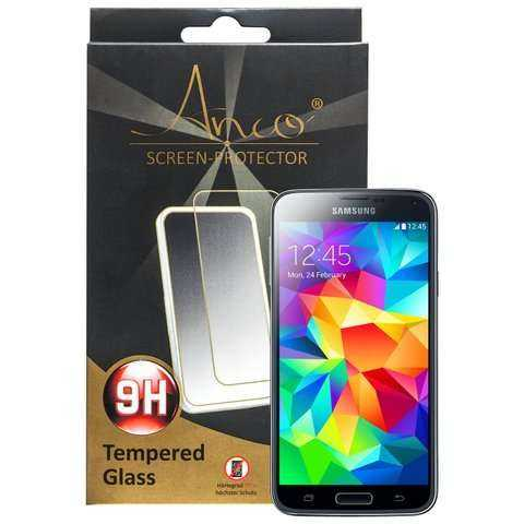 Samsung Galaxy S5 mini Schutzfolie - Tempered Glass - Härtegrad 9H