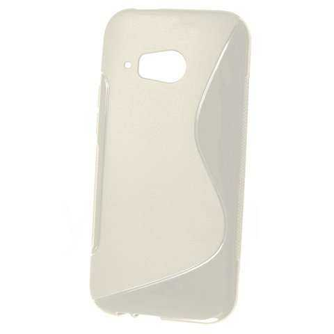 Rubber Case Wave - HTC One mini 2 - transparent - yourmobile.ch - 20716