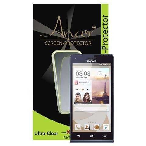 Huawei Ascend P7 Folie - Anco - Displayschutzfolie - ultra-clear - yourmobile.ch -20628