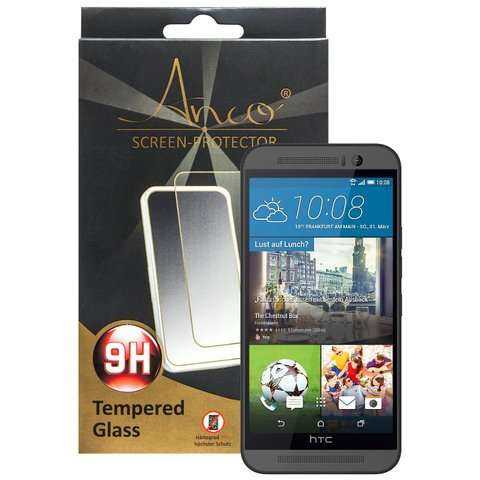 HTC One A9 Schutzfolie - Tempered Glass - Härtegrad 9H - yourmobile.ch - 24624