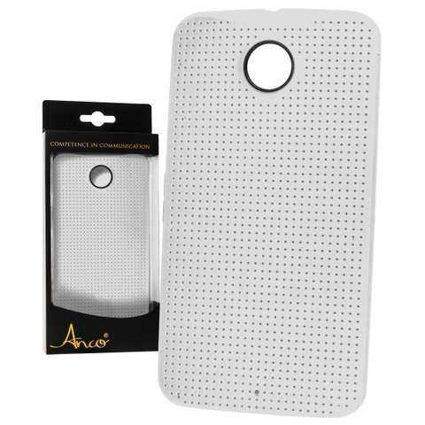 Motorola Google Nexus 6 Hülle - Anco - Neo Case - weiss - yourmobile.ch - 23142