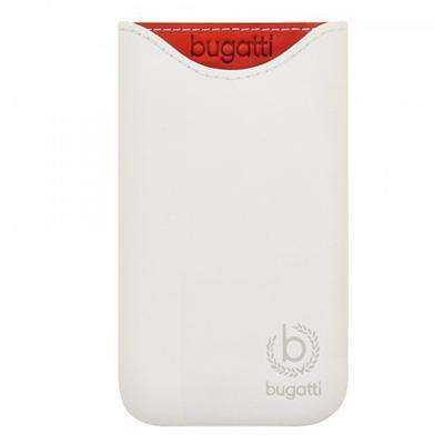 bugatti Slimcase XL Sky weiss rot - yourmobile.ch