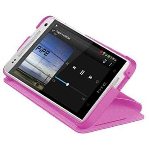 HTC One - Flip Case HC V841 von HTC - rosa - yourmobile.ch -17348