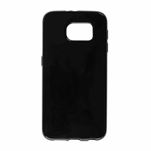 Samsung Galaxy S6 Hülle - cyoo - TPU Cover - schwarz - yourmobile.ch 1
