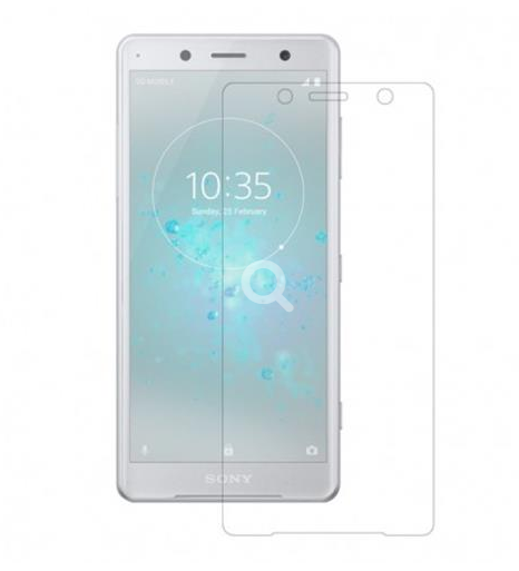 Sony Xperia XZ2 Compact - 3D Glass Case-Friendly - transparent - Härtegrad 9H