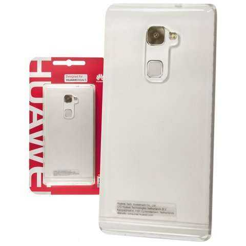 Huawei Mate S Hülle - Huawei - Protective Case - transparent - yourmobile.ch - 27605