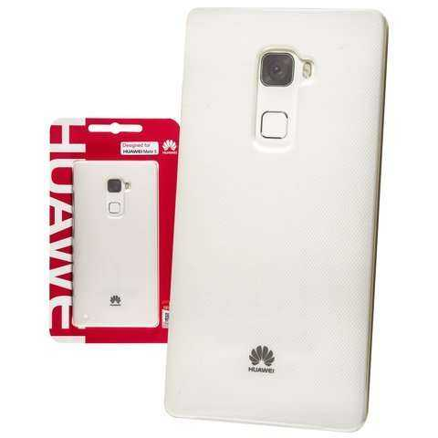 Huawei Mate S Hülle - Huawei - Protective Case - weiss - yourmobile.ch - 27607