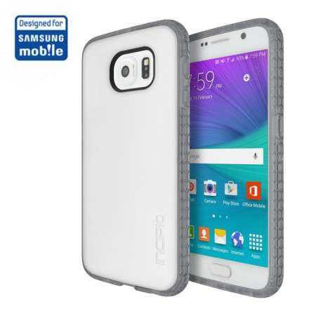 Samsung Galaxy S6 Hülle - Incipio - Octane Case - frost / smoke - yourmobile.ch 1