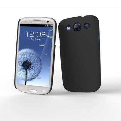 case-mate Barely There für Samsung Galaxy S3 i9300 schwarz
