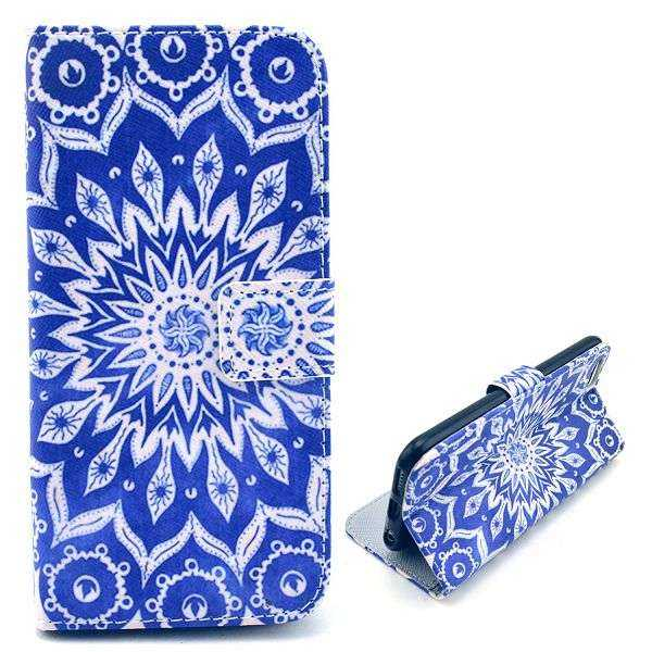 Apple iPhone 6 Plus Hülle - BookCase - PU-Leder - Tribal Muster - yourmobile.ch 1
