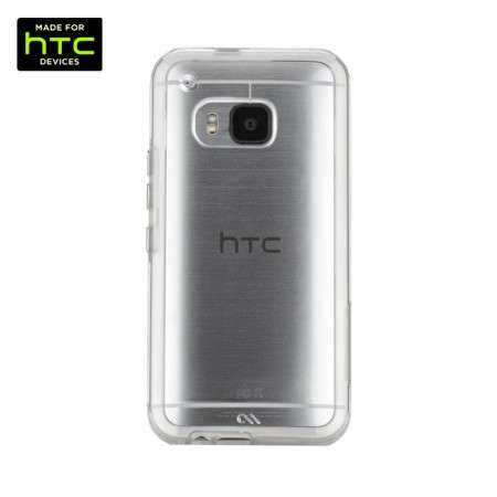 HTC One M9 Hülle - case-mate - Naked Tough Case - transparent - yourmobile.ch 1