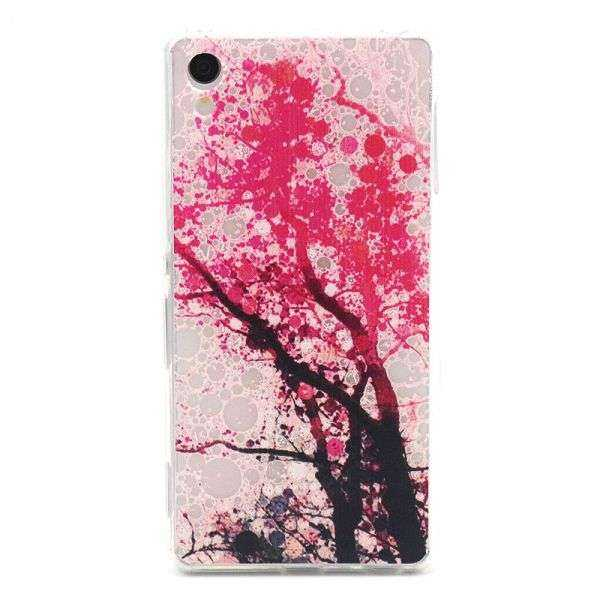 Sony Xperia Z3 Plus Hülle - TPU Cover - Japanischer Herbst - yourmobile.ch 1