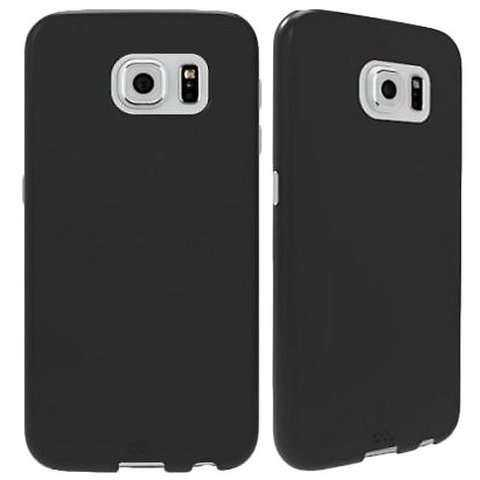 Samsung Galaxy S6 Hülle - case-mate - Barely There Case - schwarz - yourmobile.ch 1 - 25435