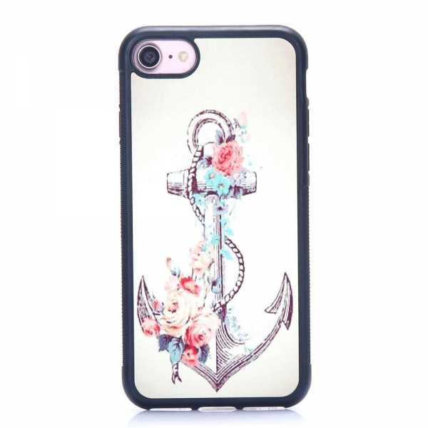 Apple iPhone 7 Hülle - 2in1 Back Cover - TPU Case - Anker - yourmobile.ch 2