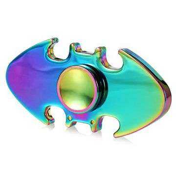 Fidget Spinner - Batman - Premium Rainbow Edition - yourmobile.ch 1