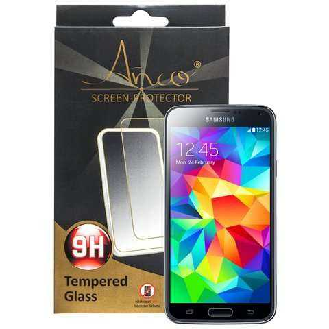 Tempered Glass - Schutzfolie - Härtegrad 8H - Samsung Galaxy S5 - yourmobile.ch - 25482