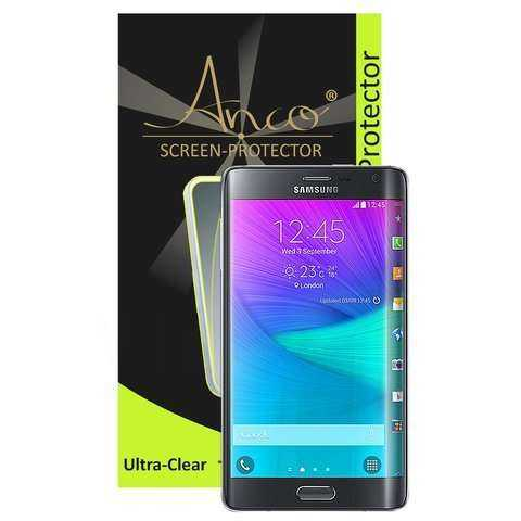 Anco - Displayschutzfolie - ultra-clear - Samsung Galaxy Note Edge Folie - yourmobile.ch - 23789