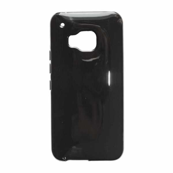 HTC One M9 Hülle - cyoo - TPU Cover - schwarz - yourmobile.ch