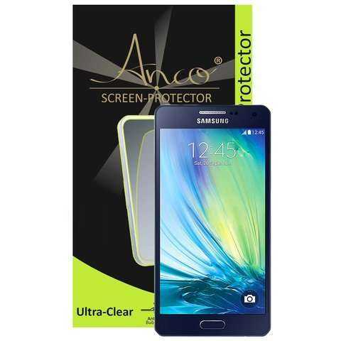 Samsung Galaxy A5 Schutzfolie - Anco - Ultra-clear Displayschutz - yourmobile.ch - 23896