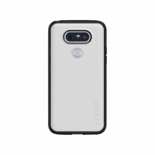 LG G5 Hülle - Incipio - Octane Case - transparent-schwarz - yourmobile.ch