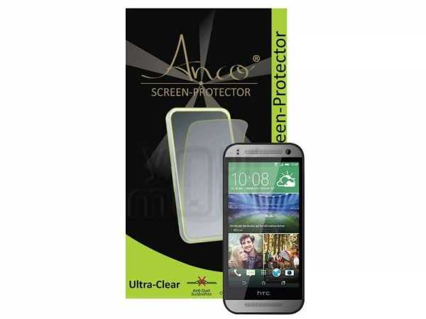 HTC One Max Folie - Anco - Displayschutzfolie - ultra-clear - yourmobile.ch
