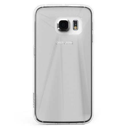 Samsung Galaxy S6 Edge+ Hülle - Skech - Crystal Case - transparent - yourmobile.ch 1