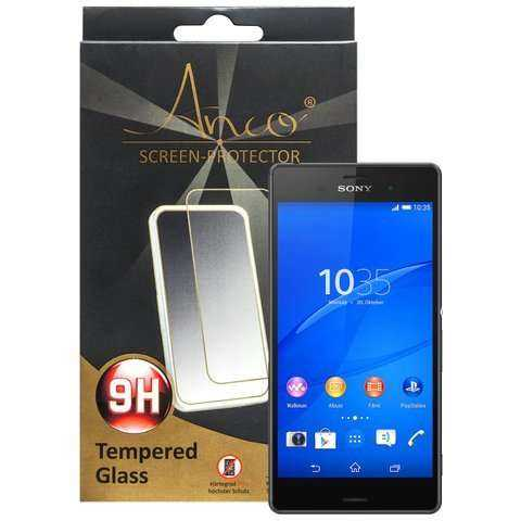Sony Xperia Z3 Schutzfolie - Tempered Glass - Härtegrad 9H - yourmobile.ch - 25492