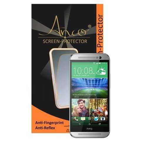 Anco Displayschutzfolie - Anti-Fingerprint - HTC One (M8) - yourmobile.ch - 20072