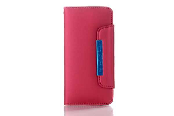 Apple iPhone 6 Case - BookCase - PU-Leder - rot - yourmobile.ch