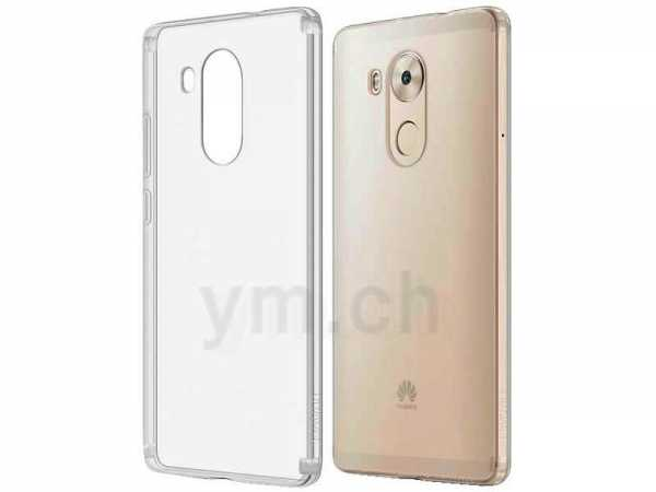 Huawei Mate 8 Hülle - Huawei - Protective Case - transparent - yourmobile.ch