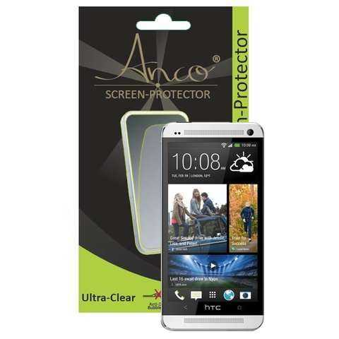 HTC One - Anco Displayschutzfolie ultra-clear - yourmobile.ch -16834