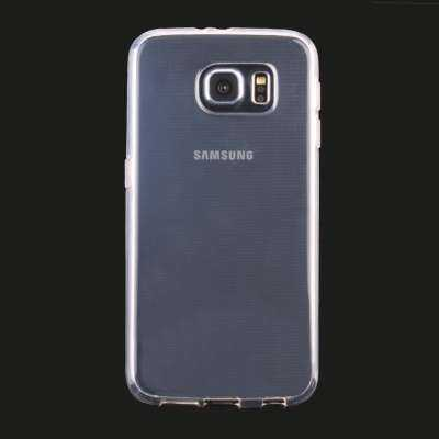 Samsung Galaxy S6 Hülle - cyoo - TPU Cover - transparent - yourmobile.ch