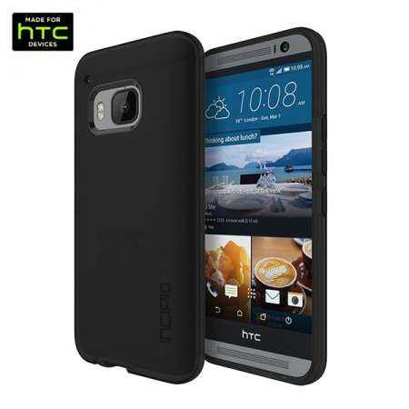 HTC One M9 Hülle - Incipio - NGP Case - schwarz - yourmobile.ch