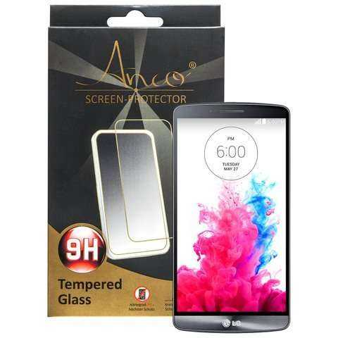 Tempered Glass - Schutzfolie - Härtegrad 8H - LG G3 - yourmobile.ch - 21510