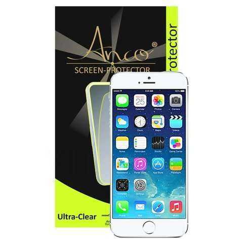 Anco - Displayschutzfolie - ultra-clear - Apple iPhone 6 Plus Folie - yourmobile.ch - 21556