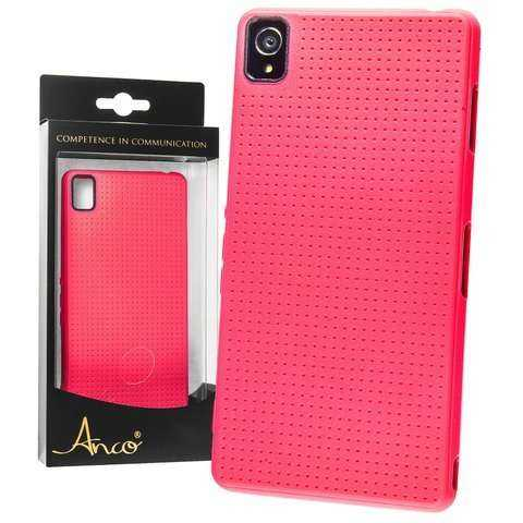 Sony Xperia Z3 Hülle - Anco - Neo Case - pink - yourmobile.ch - 22716