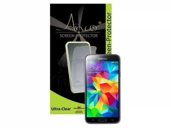 Anco Displayschutzfolie - ultra-clear - Samsung Galaxy S4 Active - yourmobile.ch