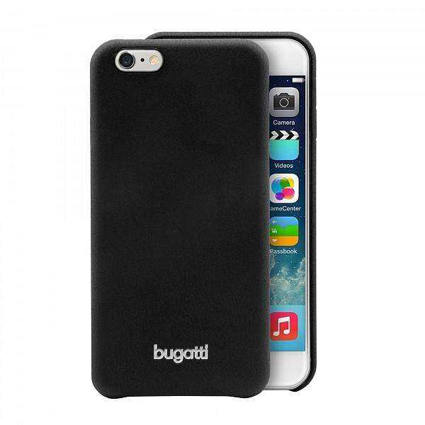 Apple iPhone 6 Plus Case - bugatti - SoftCover Nice - schwarz