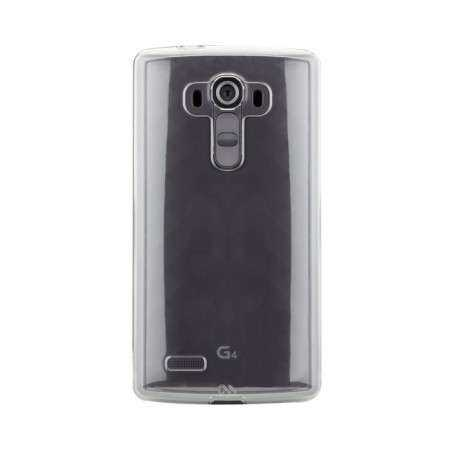 LG G4 Hülle - case-mate - Naked Tough Case - transparent - yourmobile.ch 1