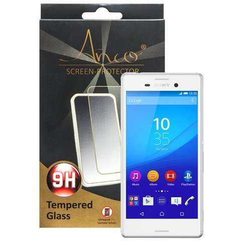 Sony Xperia M4 Aqua Schutzfolie - Tempered Glass - Härtegrad 9H - yourmobile.ch - 24796