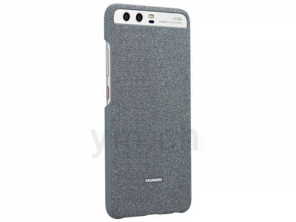 Huawei P10 Plus Case - Huawei Original - Car Cover - grau - yourmobile.ch 1